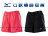 Shoestw【J2TB6755-】MIZUNO 美津濃 路跑 慢跑短褲 UPF50 防曬 女生款 二色 桃紅色 / 黑色 0