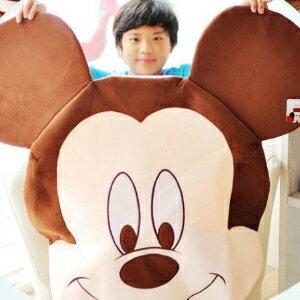 美麗大街【104080803】迪士尼正版授權米奇地毯 地墊