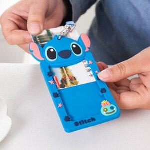 美麗大街【BF552E12E1】可愛立體卡通造型公車卡套行李牌證件夾套卡夾
