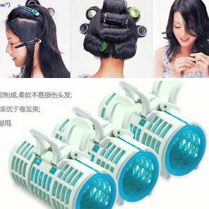 美麗大街【BFH02E3E11】美髮必備DIY捲髮夾(中號3入)