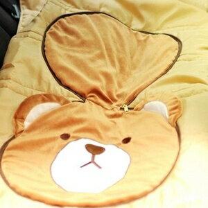 美麗大街【S101081512】熊大造型涼被 被子 抱枕 枕頭 靠枕