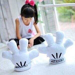 美麗大街【S101101404】迪士尼米老鼠MICKEY白手套12吋款1支入