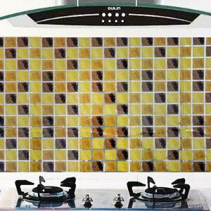 美麗大街【BFM10E3E11】廚房瓷磚防油貼紙 壁貼壁紙