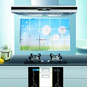 美麗大街【BFM10E3E13】廚房瓷磚防油貼紙 壁貼壁紙