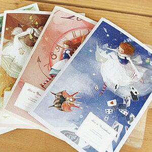 美麗大街【BFF11E2E10】童話故事橫線記事本