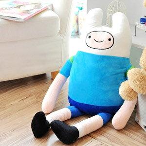 美麗大街【1020719201】探險活寶18吋款阿寶長型造型玩偶抱枕