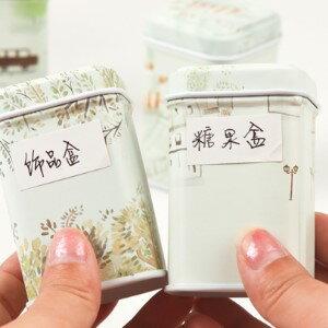 美麗大街【BFF07E4E18】南風方款文具小物收納小鐵盒