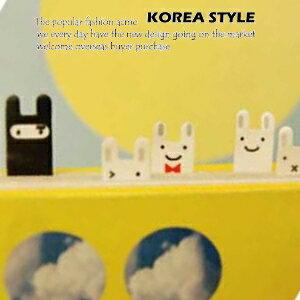 *~ 衫皇衫家~*【SK38】 笑臉兔子可愛便條?/分頁貼(5入裝)
