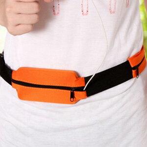 美麗大街【BFA015DE1E1EK93】戶外運動旅行跑步腰帶便攜透氣貼身防盜腰??包