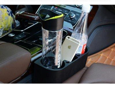 汽車椅縫多功能置物架 車載多功能置物架 車用水杯架 手機架 置物盒 車內縫隙收納置物杯架