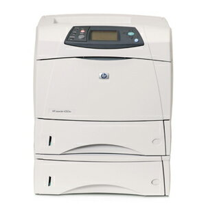 HP LaserJet 4350TN Laser Printer - Monochrome - 1200 x 1200 dpi Print - Plain Paper Print - Desktop - 55 ppm Mono Print - Letter, Legal, Executive, Statement, Envelope No. 10, Monarch Envelope, Custom Size - 1100 sheets Standard Input Capacity - 250000 Du 1