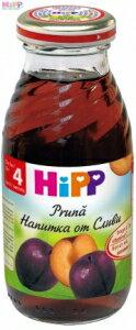 德國【HIPP 天然寶寶】天然果汁系列-黑棗汁 (200ml*6入裝) - 限時優惠好康折扣