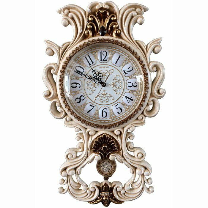 【尚品傢俱】807-129 維納斯 造型時鐘/精緻飾鐘/美術掛鐘/藝術壁鐘/時尚精品吊鐘/經典時計/精密時刻鐘