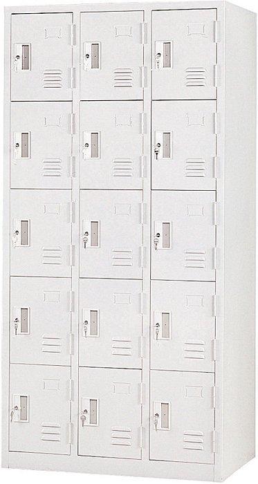 ╭☆雪之屋居家生活館☆╯R139-08/S447-16 15人衣櫥/鐵櫃/置物櫃/外勞衣櫃/另有12人衣櫃18人衣櫃