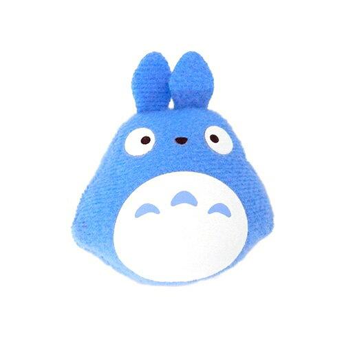 【真愛日本】16042000031Q版娃娃造型磁鐵-藍龍貓宮崎駿磁鐵龍貓totoro造型磁鐵藍龍貓擺飾