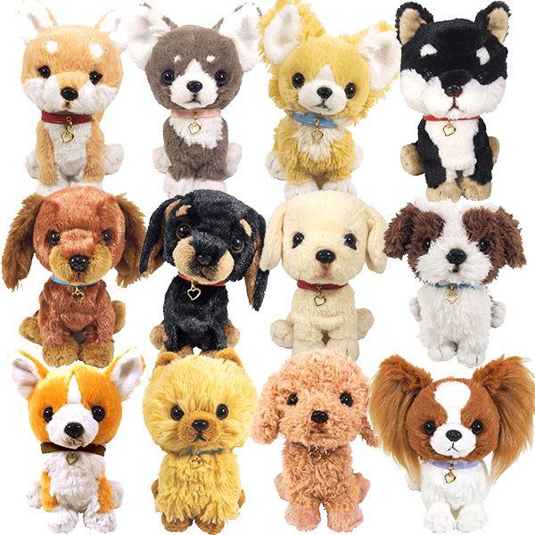 狗狗玩偶 多款任選 娃娃 PUPS 日本正版 該該貝比日本精品 ☆