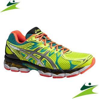 元禾)) 6折出清-ASICS GEL-NIMBUS 16 緩衝型 男慢跑鞋 T435N-0793