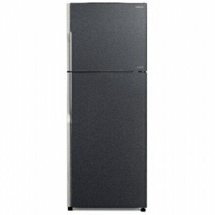 得意專業家電音響:HITACHI日立RG399(GGR)兩門琉璃冰箱(381L,琉璃灰)