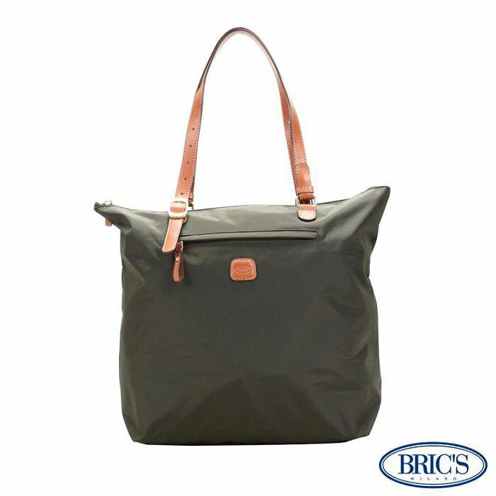 <br/><br/>  【米蘭BRIC&#x27;S】經典尼龍女士休閒 -橄欖綠 超大空間 輕質手提袋<br/><br/>
