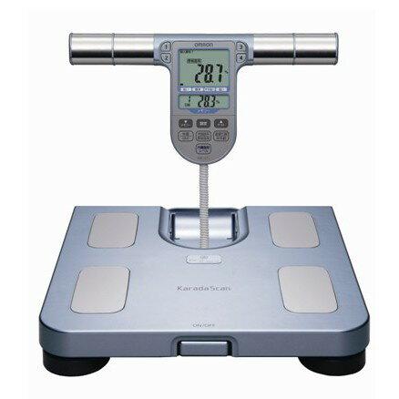 OMRON歐姆龍體重體脂計HBF-371體脂肪計 體脂計(灰藍色)體脂體重計HBF371