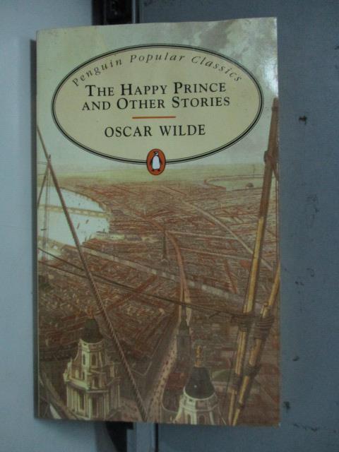 【書寶二手書T1/原文小說_LNB】The Happy Prince and Other Stories_WILDE