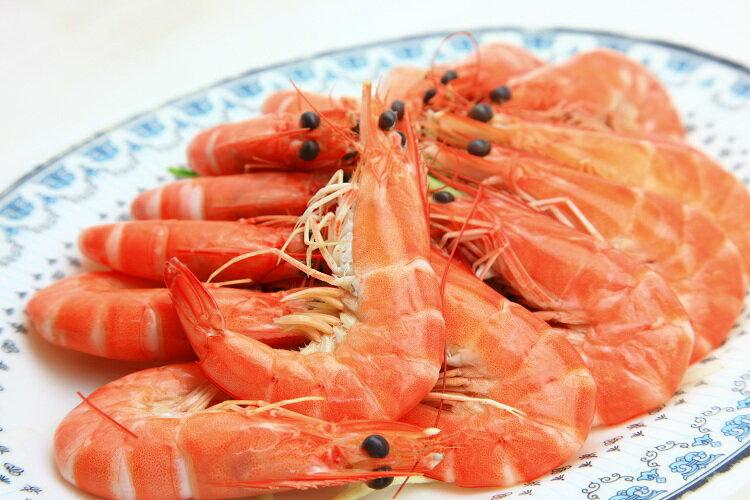【海濱海產】川燙白蝦 (每盒1.4kg)