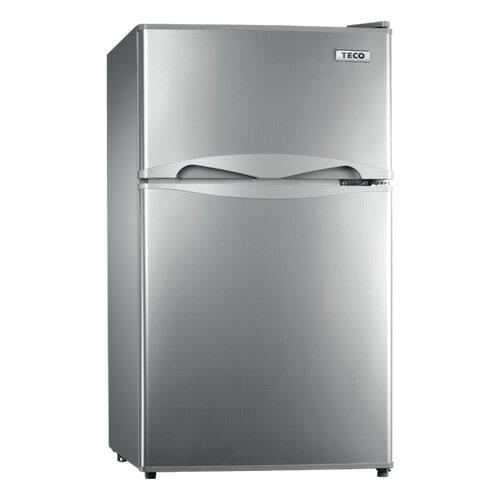東元 TECO 96公升雙門冰箱 R1001N