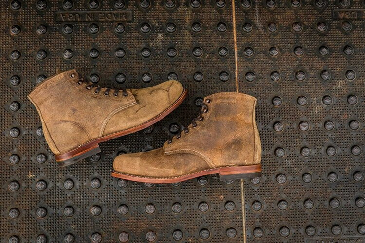 3850a45f1de 全台獨家】Wolverine 1000 Mile 上蠟仿舊反皮-US6-14 -red wing-chippewa ...