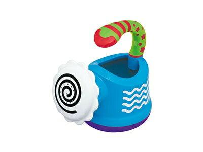 Toyroyal樂雅 包膠系列 小星星澆水器 洗澡玩具 沙灘玩具★愛兒麗婦幼用品★