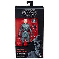 星際大戰 玩具與公仔推薦到(卡司 正版現貨) 孩之寶 Star Wars 星際大戰 黑標 6吋 皮耶特上將 海軍上將 Piett就在卡司玩具推薦星際大戰 玩具與公仔