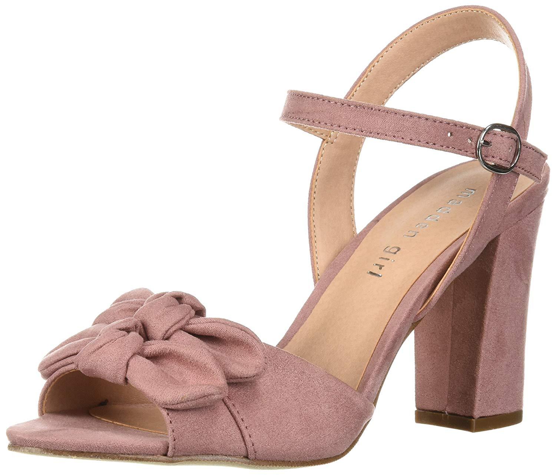 ce9626a6430ef PairMySole: Madden Girl Women's Bows Heeled Sandal   Rakuten.com