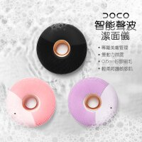 美容家電到DOCO 智能APP美膚訂製 智能聲波 潔面儀/洗臉機 甜甜圈造型