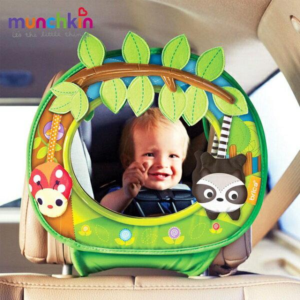 美國【munchkin】寶寶安撫造型後視鏡 1