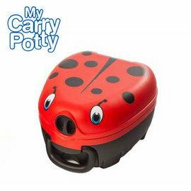 MyCarryPotty凱利幼兒氣密學習攜帶便器-瓢蟲842元*美馨兒*