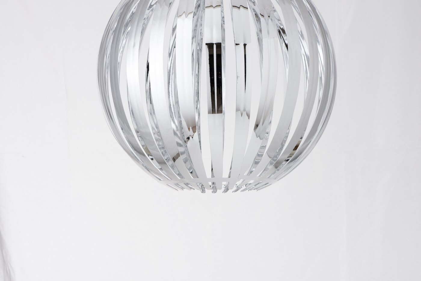 鍍鉻條圓形吊燈-BNL00054 4