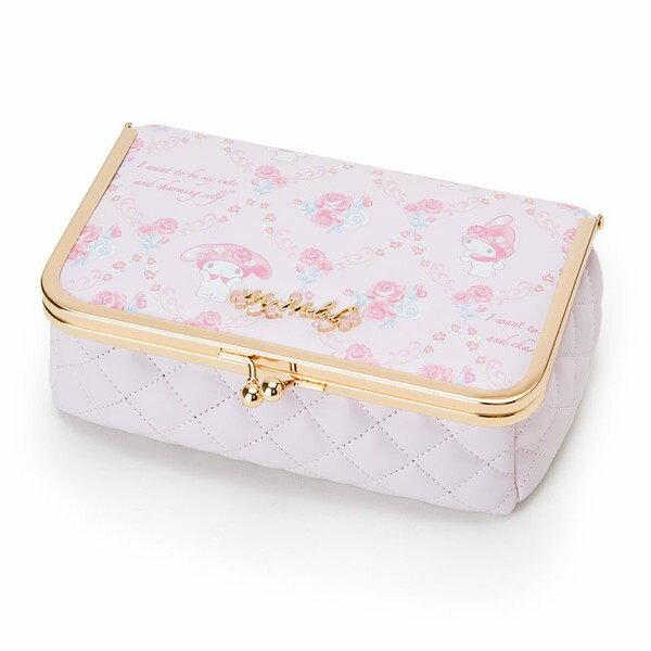 <br/><br/>  美樂蒂手拿包骨董包珠寶盒化妝包多用款玫瑰815632<br/><br/>
