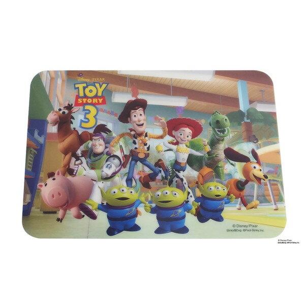X射線 精緻禮品:X射線【C712977】Disney玩具總動員ToyStory日本製餐墊,廚房砧板防滑墊雜貨隔熱墊墊板