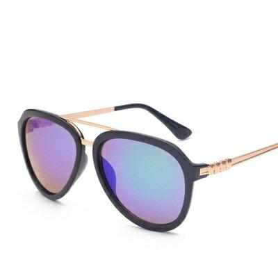 太陽眼鏡偏光墨鏡~ 雙樑炫彩迷人男女眼鏡 5色73en32~ ~~米蘭 ~