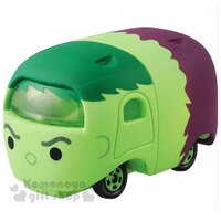 Marvel 玩具與電玩推薦到〔小禮堂〕MARVEL 綠巨人 TOMICA小汽車《綠.大臉》經典造型值得收藏就在小禮堂-樂天旗艦店推薦Marvel 玩具與電玩