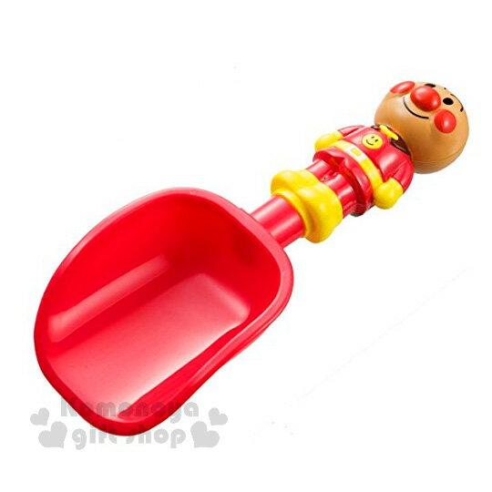 〔小禮堂〕麵包超人 挖沙玩具《紅.站姿》