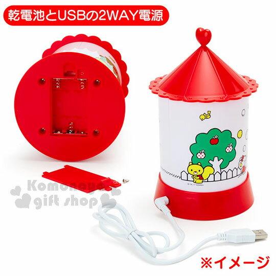 〔小禮堂〕Hello Kitty 造型夜燈《紅白.站姿.拿信.門外》 3
