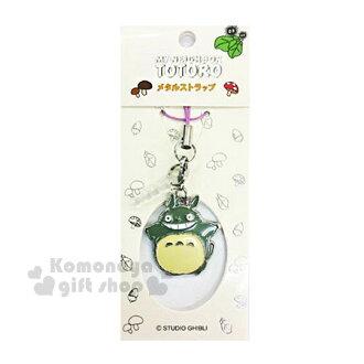 〔小禮堂〕宮崎駿 Totoro 龍貓 造型耳機塞吊飾《綠.張開雙手》