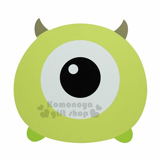 〔小禮堂〕Tsum Tsum 大眼仔 造型抽屜收納盒《 綠.大臉.長方形》 1