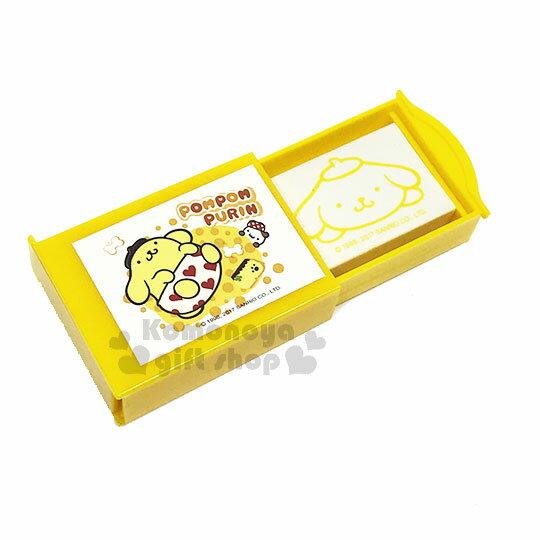 〔小禮堂〕Hello Kitty 布丁狗 魔術橡皮擦《2款.隨機出貨.粉 / Kitty.小熊.黃 / 布丁狗.小栗鼠》 2