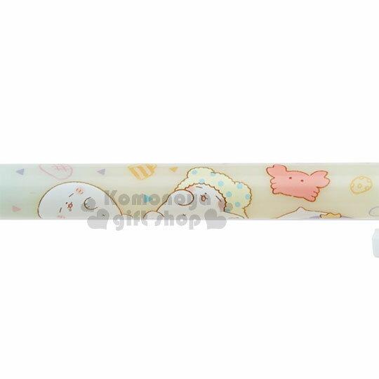 〔小禮堂〕抹布熊 日製自動鉛筆《黃藍.疊疊樂.躺.睡覺》 3