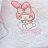 〔小禮堂〕美樂蒂 日製純棉大浴巾《粉紫.橫條.甜點.窗戶》今治毛巾 2
