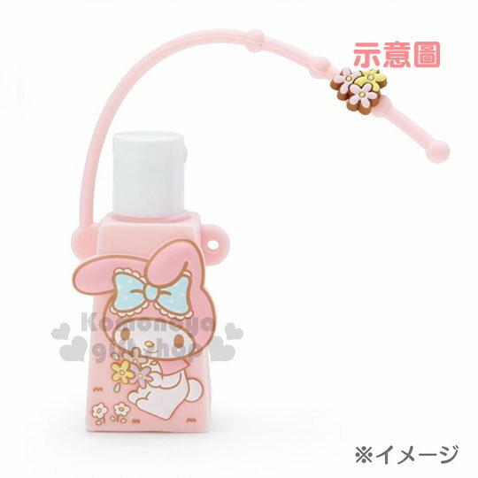 〔小禮堂〕Hello Kitty 乾洗手凝露《紅.側坐.拿蘋果》手部清潔 3