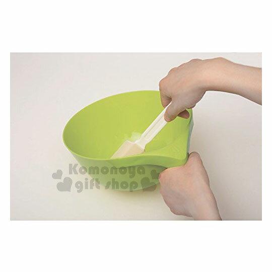 【領券折$30】 小禮堂 KOKUBO小久保工業所 日製提把洗物盆《綠.圓形》附提把好握