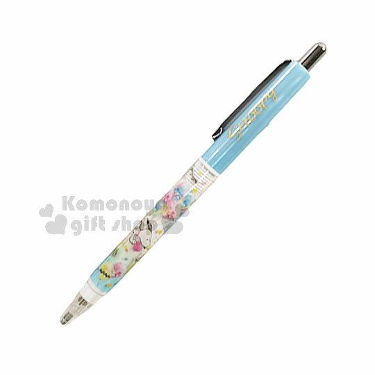 〔小禮堂〕史努比日製自動鉛筆《藍白.氣球.愛心》0.5mm