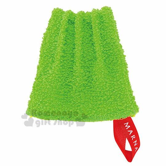 〔小禮堂〕Marna日製手套型茶漬清潔布《綠》菜瓜布